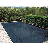 Provence Outillage 07426 Telone Rettangolare per Piscine, 5 x 9 m