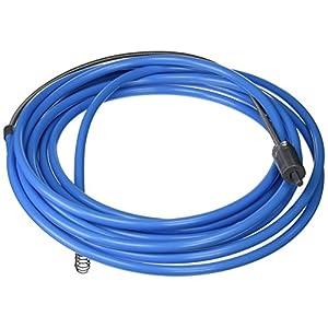 Silverline 633025 – Desatascador de desagües para taladros eléctricos, color azul