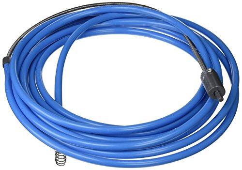 Silverline Rohrreinigungsspirale mit Bohrmaschinenantrieb, 1 Stück, Blau, 633025
