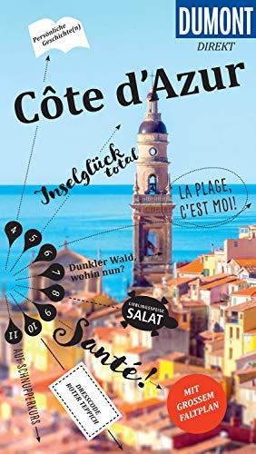 DuMont direkt Reiseführer Côte d'Azur (DuMont Direkt E-Book)