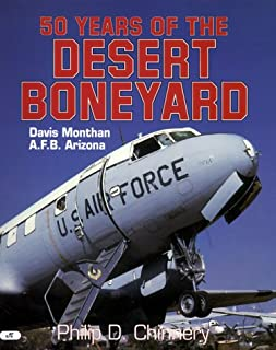 50 Years of the Desert Boneyard: Davis Monthan A.F.B., Arizona