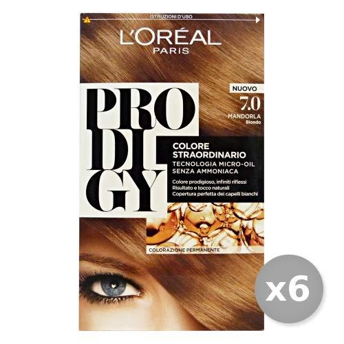 Loreal Prodigy 7.0 Mandelblond Haarprodukte, Mehrfarbig, einzigartig