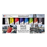 Sennelier Rive Gauche Fine Oil Color for Artists, 8...