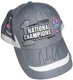 e9dc2c0c90a Riley Cooper Autographed Signed Auto Florida Gators Game Worn 2009 BCS Hat  worn during post-