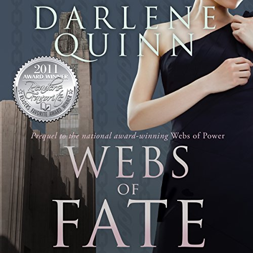 Webs of Fate audiobook cover art