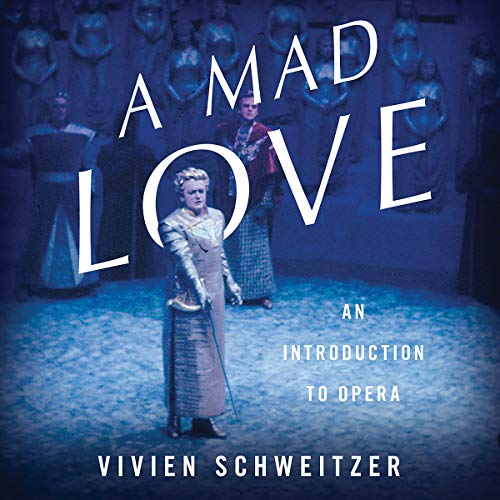 A Mad Love cover art