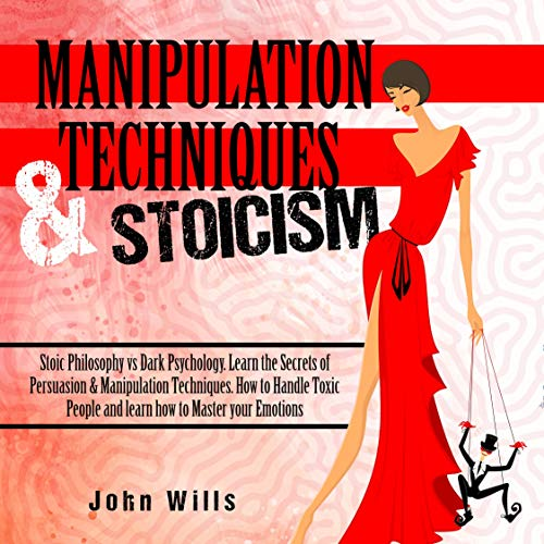 Manipulation Techniques & Stoicism cover art