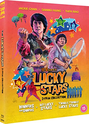 THE LUCKY STARS 3-FILM COLLECTION: Winners and Sinners; My Lucky Stars; Twinkle, Twinkle Lucky Stars (Eureka Classics) Blu-ray