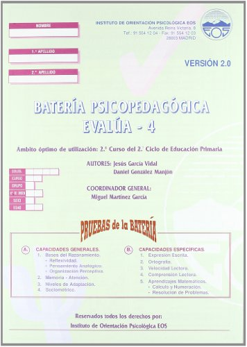 Evalua - 4 (División Test)