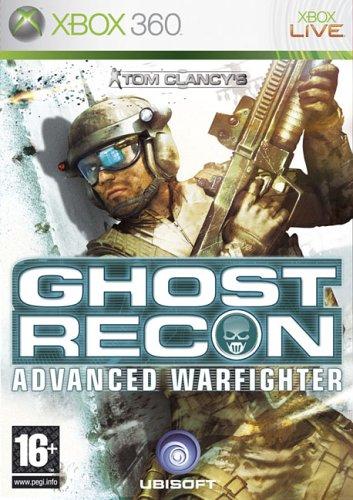 Preisvergleich Produktbild Tom Clancy's Ghost Recon: Advanced Warfighter (Xbox 360) [Import UK]