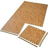 TecTake Schutzmattenset Bodenschutzmatte   rutschfest, schmutzabweisend   erweiterbares Stecksystem...