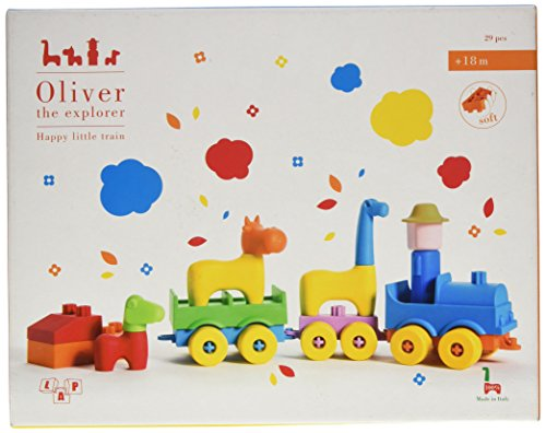 Learn and Play 41023 Oliver The Explorer spel