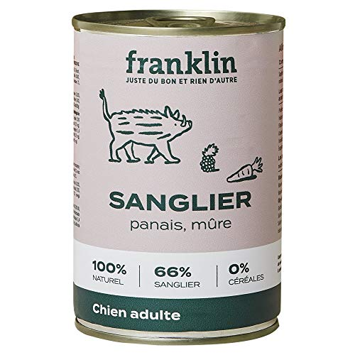 Franklin – Pâtées...