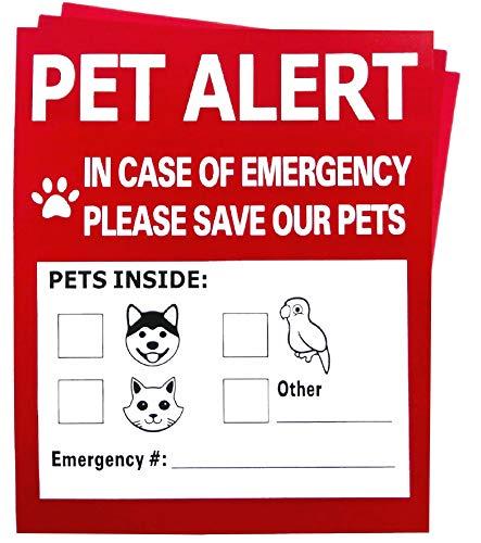 Pet Inside Sticker