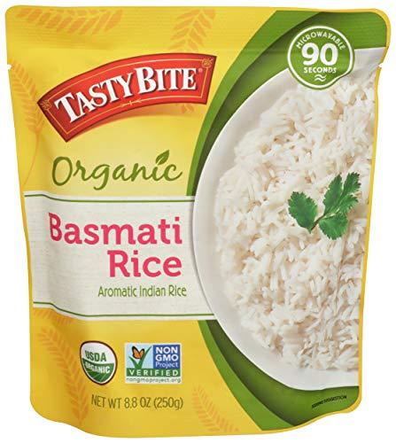 Tastybite Rice Basmati Organic 88 Ounce