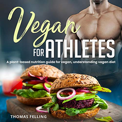 Vegan for Athletes  By  cover art