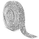 Cinta Autoadhesiva de Diamantes de Imitación Cristal...