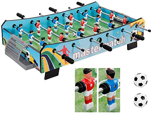 Best Prices! Smartxchoices 40'' Foosball Table, Portable Mini Foosball Tabletop Soccer Game Set for ...