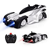 Baztoy Remote Control Car, Kids Toys Wall Stunt Car Dual Modes 360°Rotation RC Cars Vehicles Toys Children Games...