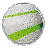 Berkley Power Bait Trout Bait Turbo Dough Glow Chartreuse/White Forellen-Teig 50