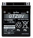 GS YUASA バイク用バッテリー GTZ8V