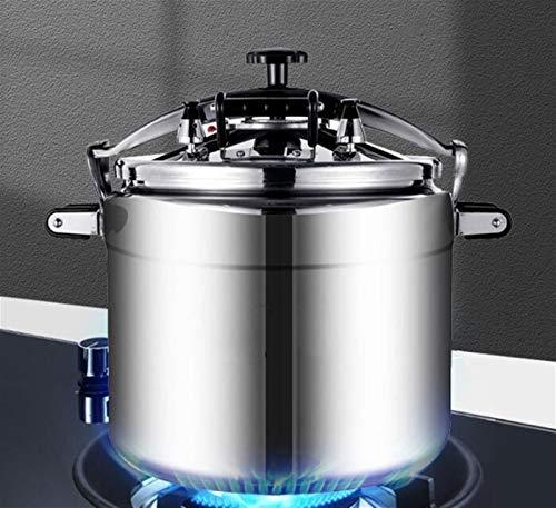 XGHW Cocina de presión Comercial Cocina de presión Aluminio Gran Capacidad de...