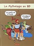 La mythologie en BD - Les Aventures d'Ulysse : Tome 1, Le départ de Troie