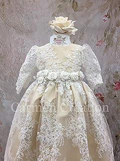 Venetian Baptism Gown