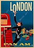 shuimanjinshan Reisen Sie nach London England Leinwand