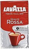 Lavazza Qualità Rossa, Ground Coffee Espresso 500 g (Pack of 2)