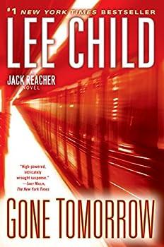 Paperback Gone Tomorrow : A Jack Reacher Novel Book