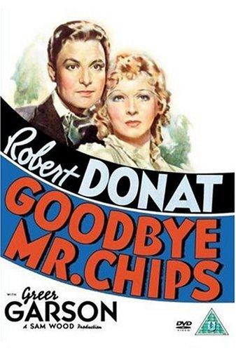 Goodbye Mr. Chips [DVD] [1939]