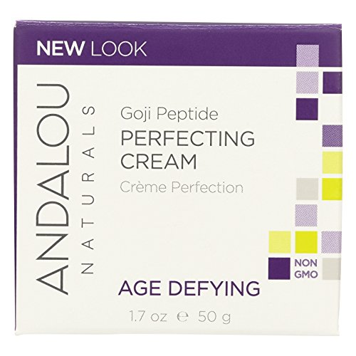 Andalou Naturals Perfecting Cream Super Goji Peptide