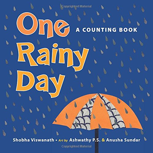 One Rainy Day: A Counting Book