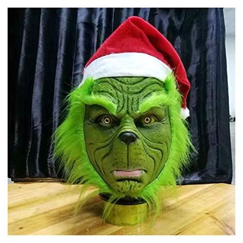 MOLUO Aplicar para Máscara de Halloween Friki...