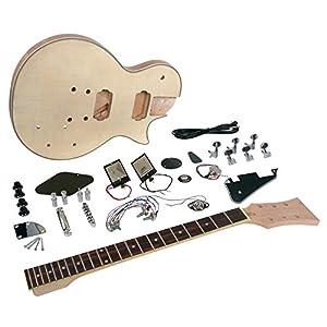 Kit LP Guitarra el-ctrica del estilo Saga LC-10Kit LP Guitarra el-ctrica del estilo Saga… 1 de un máximo de 5 estrellas1 171,07 €€171,07
