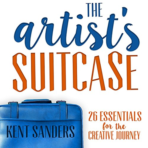 The Artist's Suitcase audiobook cover art
