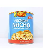 Ricos Premium Nacho Cheddar kaasaus Tin, 3kg
