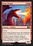 Magic The Gathering - Siege Dragon (162/269) - Prerelease & Release Promos - Foil