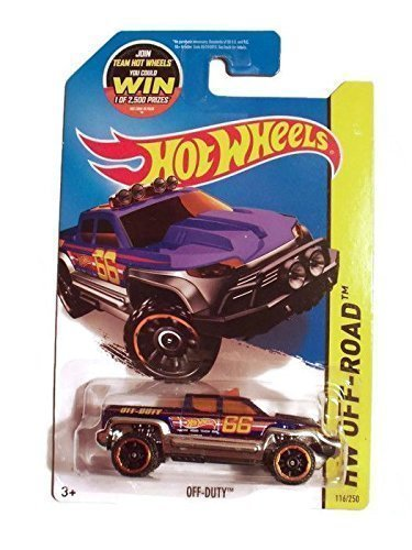 Hot Wheels Off-Duty by