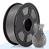 PLA Filamento Grey,3D Warhorse Pla Filamento de Impresion 3D,3D...