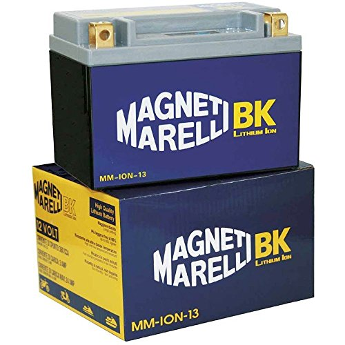 Magneti Marelli Batteria al Litio MM-ION-3 12V = YTZ10S-BS
