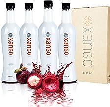 XANGO Mangosteen Juice, 750 ml, 4-Count (1 case)