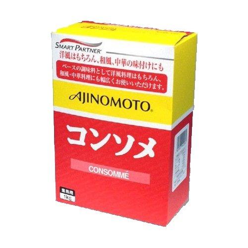 コンソメ(業務用)1kg 1箱カラ