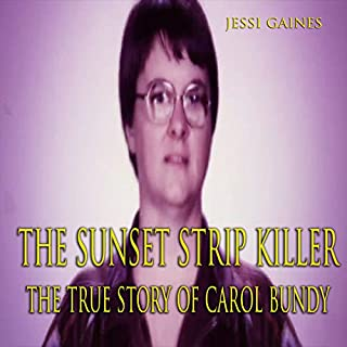 The Sunset Strip Killer cover art