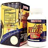ArtriKing Ortiga y Omega 3 Suplemento Alimenticio 100 Tablets