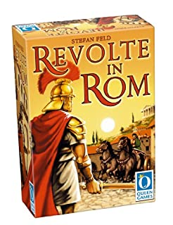 Queen Games 7003 - Revolte in Rom (B00081QYY2) | Amazon price tracker / tracking, Amazon price history charts, Amazon price watches, Amazon price drop alerts