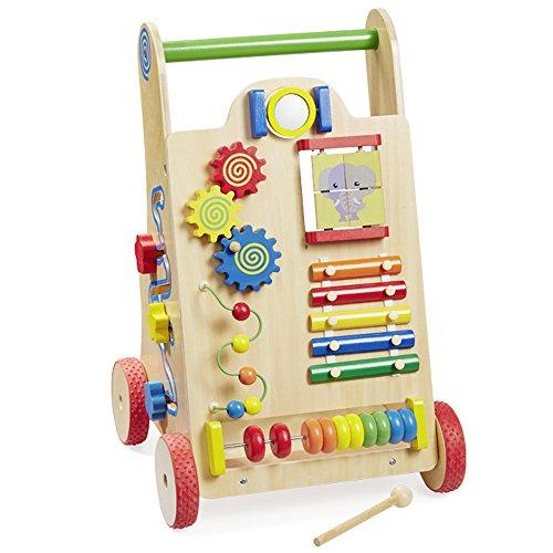 howa Carro andador de madera bebé 6000
