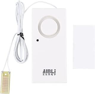 Detector de tracimazione de agua 120dB sistema de alarma de pérdida de agua (sin batería)
