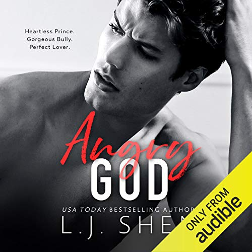 Angry God audiobook cover art
